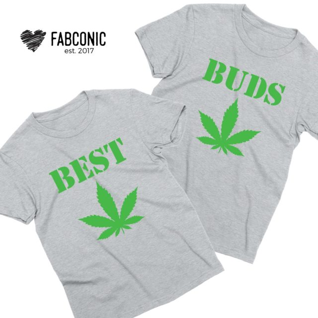 Best Buds Shirts, Best Friends Shirts, Best Friend Gift