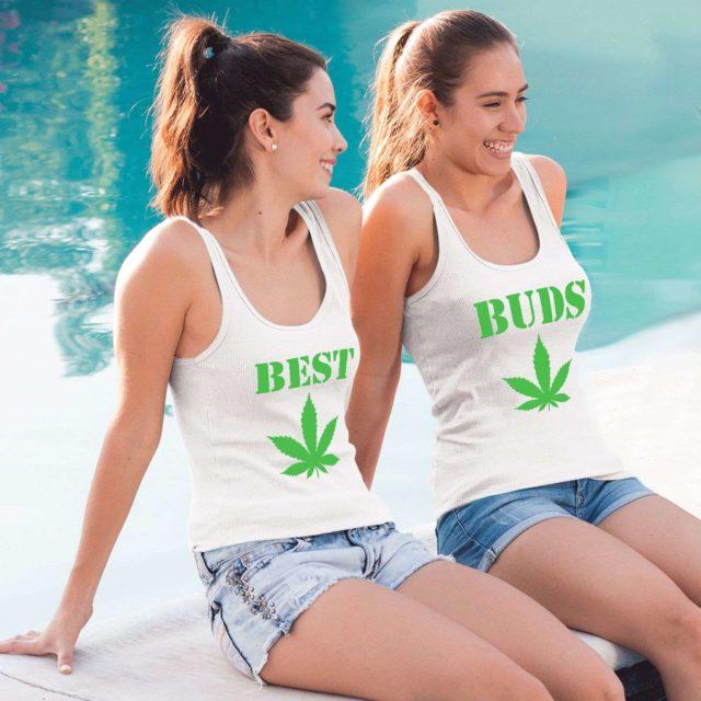 Best Friends Tank Tops, Best Buds Tops, Best Friends Tanks