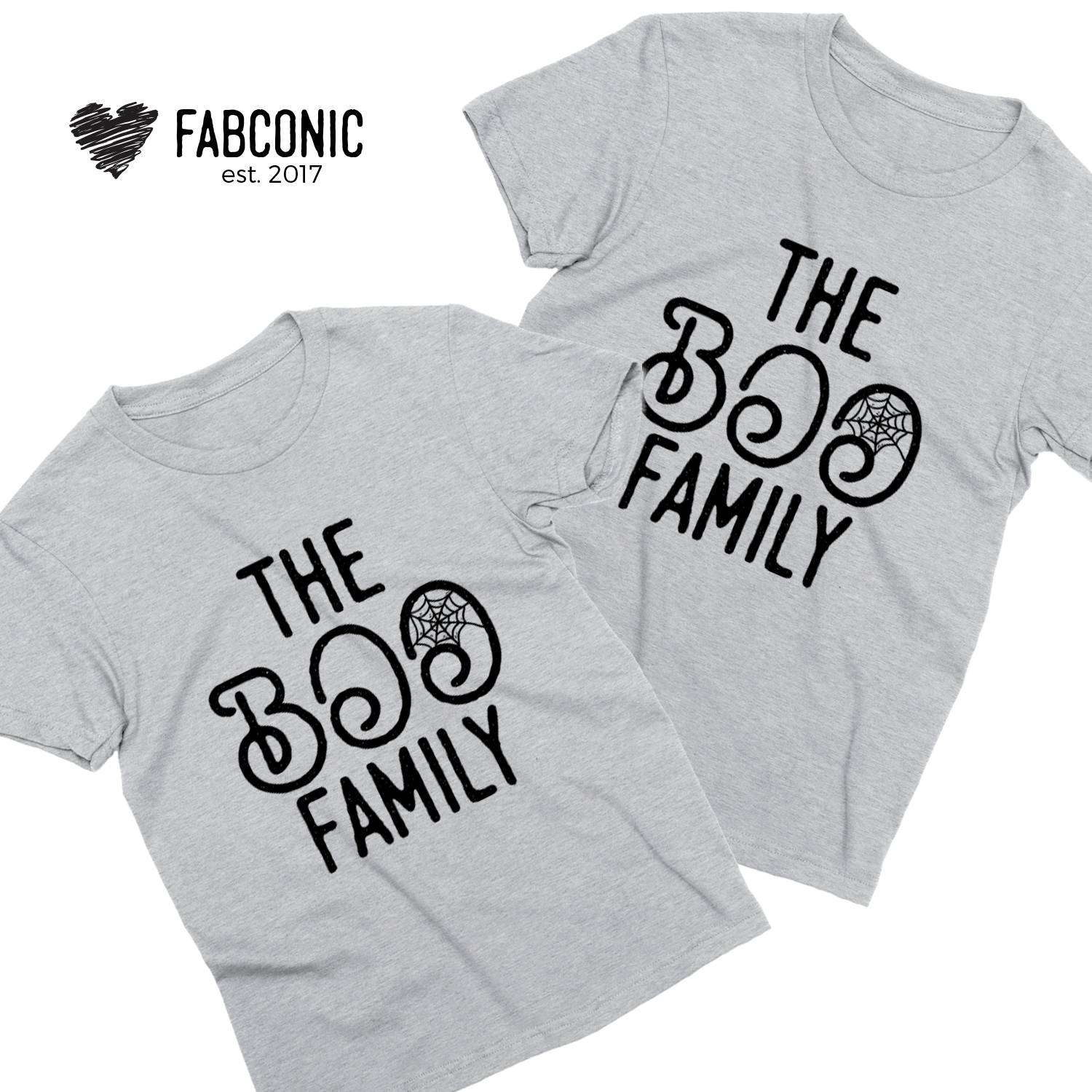 Halloween Shirt Ideas 2019.The Boo Family Couple Shirts
