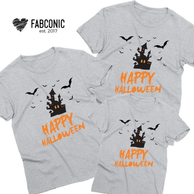 Happy Halloween Shirts, Halloween Family Shirts, Halloween shirts