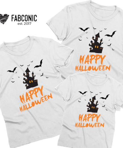 Happy Halloween Shirts, Halloween Family Shirts, Halloween shirts