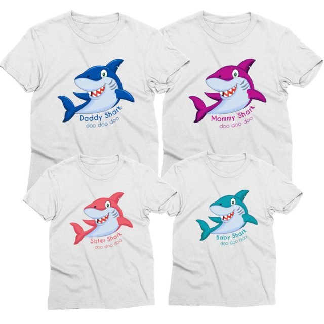 Gift for Teacher, Teacher Shark, Teacher Shirt, Back to School Shirt