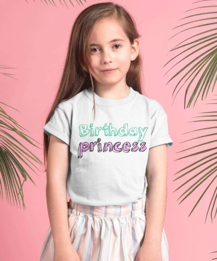 Birthday Princess Shirt, Birthday Girl Shirt, Siblings Matching Shirts