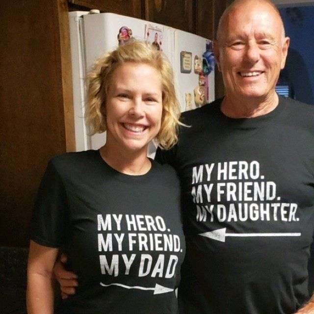 Daddy and Me Matching Shirts, My Hero My Friend My Dad