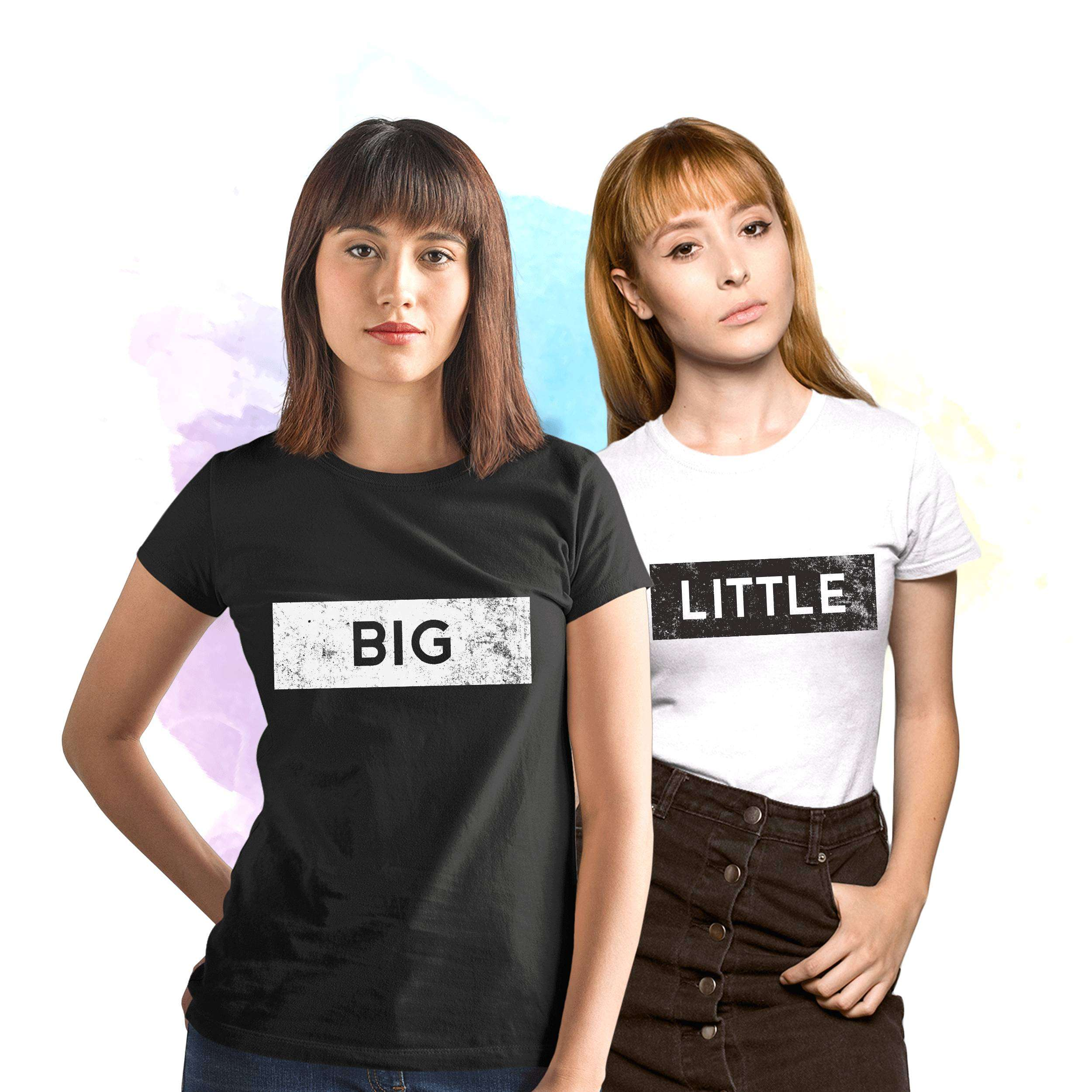 aed8b7a25 Big Little Reveal, Sorority Shirts, Textured, Best Friends Shirts