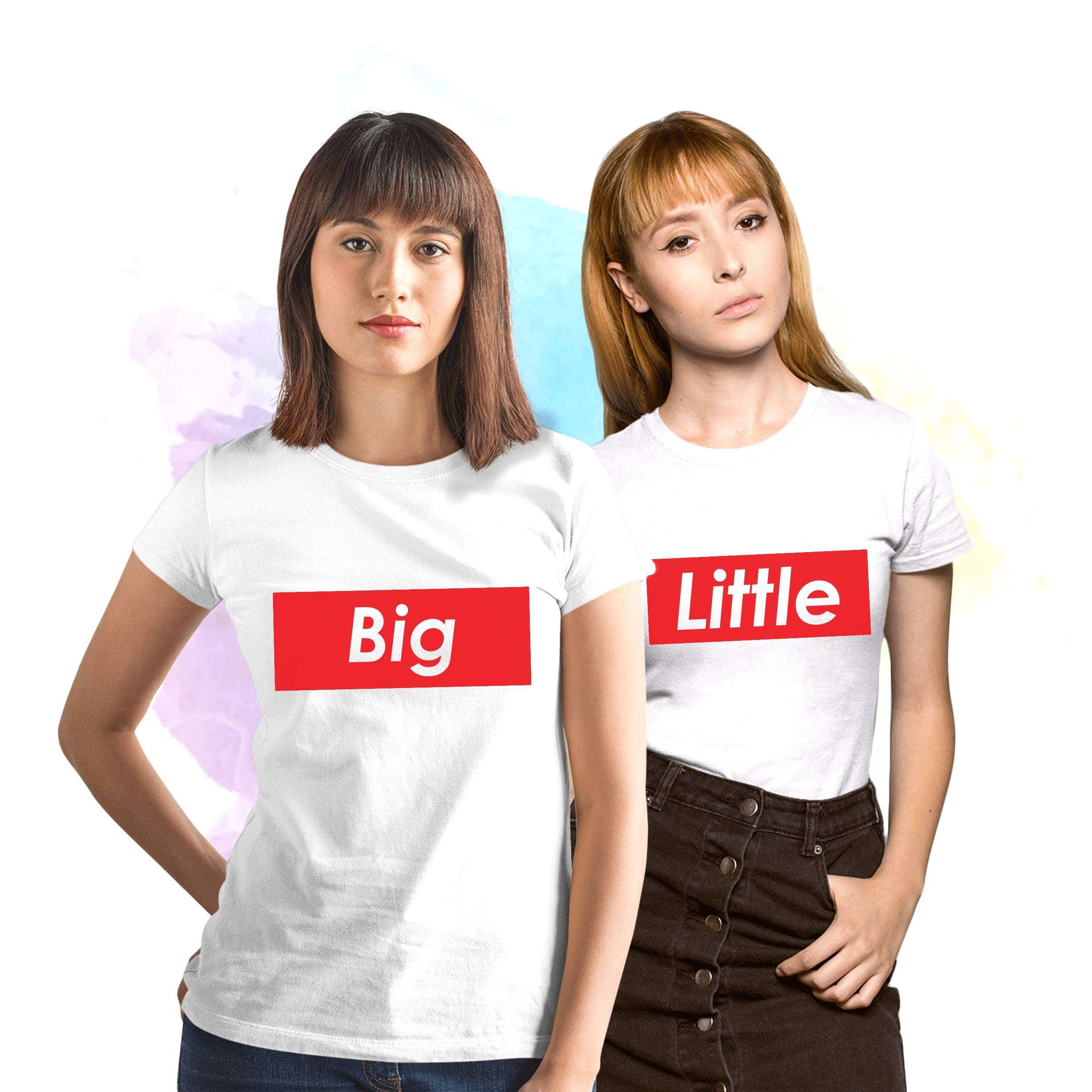a735e129f Big Little Gift, Sorority Shirts, Supreme Style, Best Friends Shirts