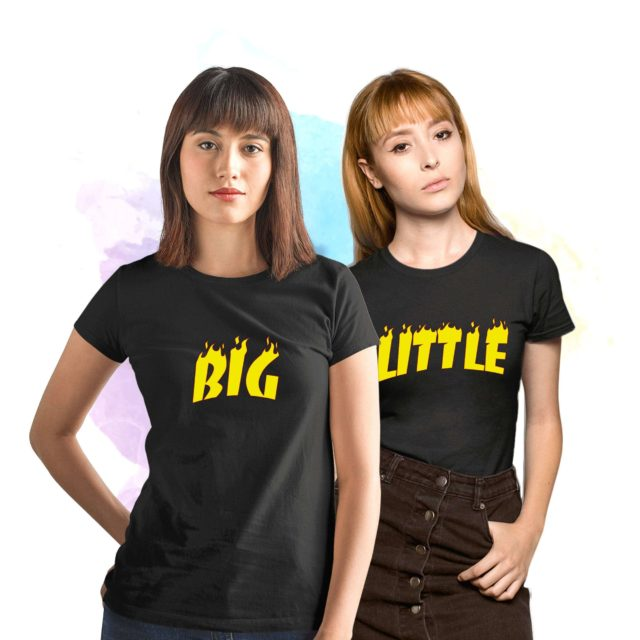 Matching Big Little Shirts, Sorority Shirts, Trasher, Best Friends Shirts