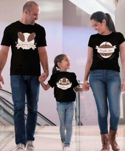 Thanksgiving Family Outfit, Family Shirts, Matching Thanksgiving Shirts