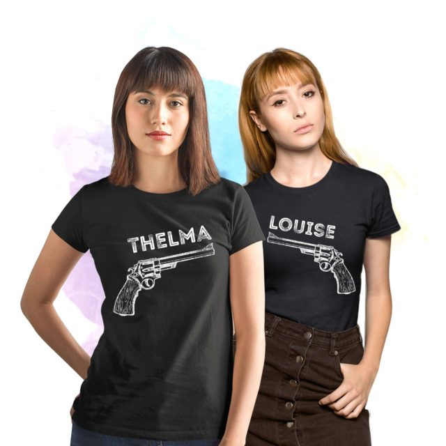 Thelma Louise Shirts, Best Friends Shirts, Matching BFF Shirts