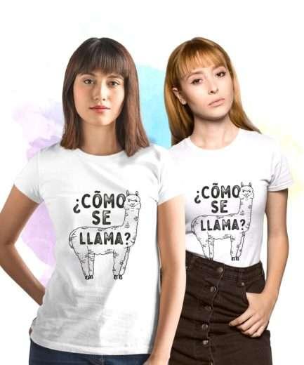 Como Se Llama Shirt, Cinco de Mayo Shirt, Funny Shirt for Women