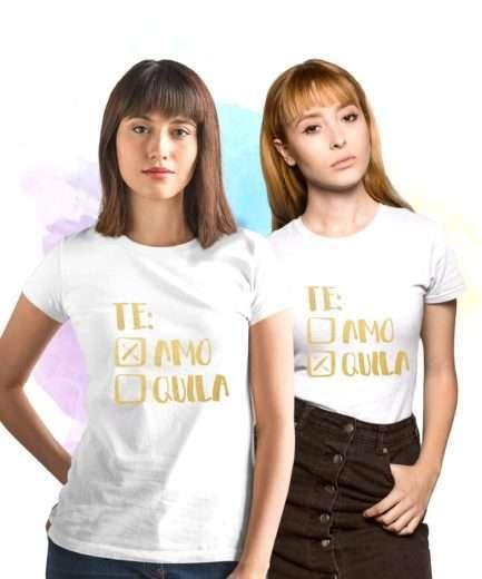 Te Amo Te Quila Shirt, Cinco de Mayo Shirts, Drinking Shirt, Funny Gift for Woman
