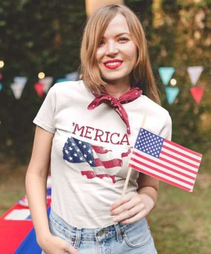 Merica 4th of July Shirt, Matching Couples Shirts, 4th of July Shirts