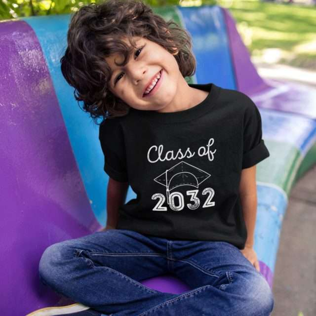 Class of Shirt, Custom Year, School Shirt, Back to School Shirts