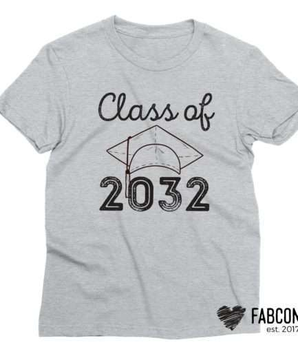 Class of Shirt, Custom Year, School Shirt, Back to School Shirts