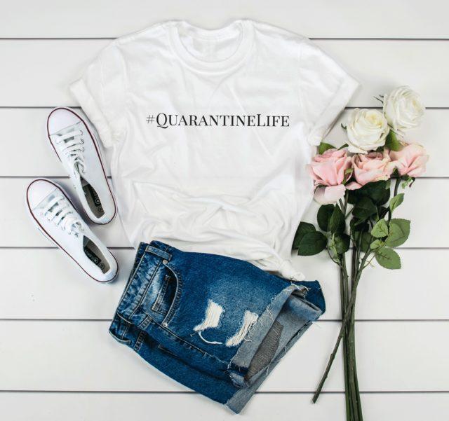 Quarantine Life Shirt, Anti-Social T-Shirt, Quarantine Shirt